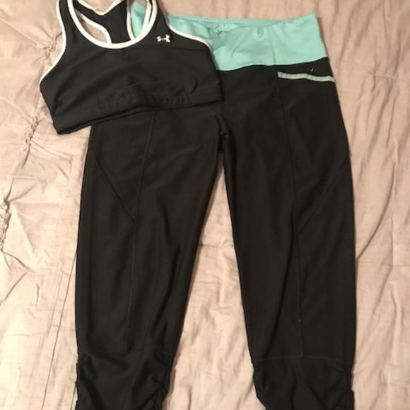a40a8473dfe115 VOGO Athletica Pants | Light Blue Workout Leggings | Poshmark